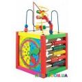 Развивающая игрушка «Куб универсальный Руді» Д260у