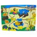 Рамка лабиринт «Африканские животные» Руді Р62у-1