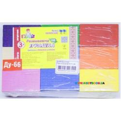 Брусочки цветные 5х3х1 (36 шт) Руді Ду-66