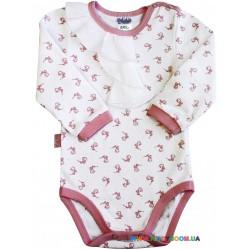 Боди-футболка для девочки р-р 80-86 Smil 102270