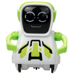 Интерактивный Робот Pokibot, цвета в ассортименте Silverlit 88529