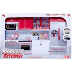 Кукольная кухня Современная Qun Feng Toys 26211
