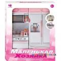 Кукольная кухня Маленькая хозяюшка-4 Qun Feng Toys 26215Р/R