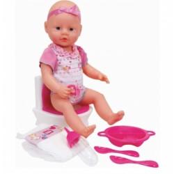 Кукольный набор Пупс Уборная (звуковые эффекты) Simba 5032483