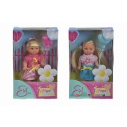 Кукла Эви с праздничным шариком Steffi &Evi 5732298