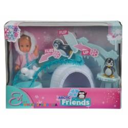 Кукольный набор Эви Друзья Арктики Steffi &Evi 5732339