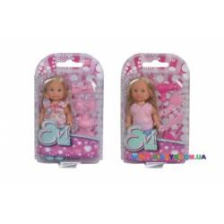 Кукла Эви и мини-набор с аксессуарами Steffi &Evi 5734830