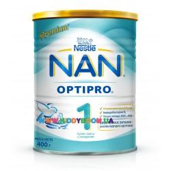 Сухая молочная смесь Nestle NAN 1 400 гр.