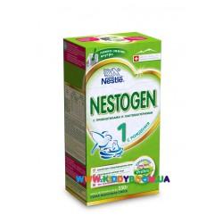 Сухая молочная смесь Nestle Nestogen 1 с пребиотиками 350 гр.