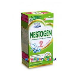 Сухая молочная смесь Nestle Nestogen 2 с пребиотиками 350 гр.