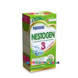 Сухая молочная смесь Nestle Nestogen 3 с пребиотиками 350 гр.