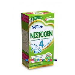 Сухая молочная смесь Nestle Nestogen 4 с пребиотиками 350 гр.