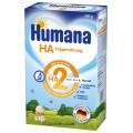 Сухая смесь Humana НА 2 с пребиотиками 500 гр.