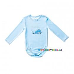 Боди-футболка для мальчика р-р 68-86 Smil 102339