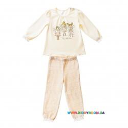 Пижама для девочки р-р 80-86 Smil 104221