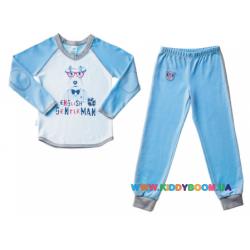 Пижама для мальчика р-р 80-86 Smil 104222