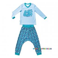 Пижама для мальчика р-р 92-116 Smil 104330