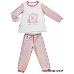Пижама для девочки р-р 92-116 Smil 104331