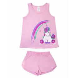 Пижама для девочки р.122-140 Smil 104465