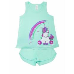 Пижама для девочки р.92-116 Smil 104380