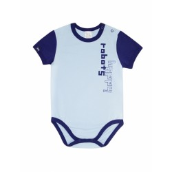 Боди-футболка Маленький робот р.68-86 Smil 121045
