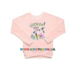 Толстовка для девочки р-р 92-116 Smil 116122