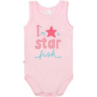 Боди-майка Морская звезда ажур р.86 Smil 102427