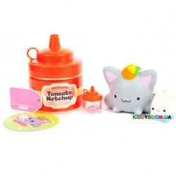 Набор ароматных игрушек-сюрпризов антистресс Сквиш-Мякиш Вкусняшки SmooshyMushy 174930