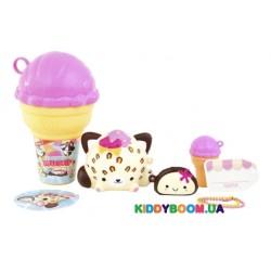 Набор ароматных игрушек Сквиш Мякиш Мороженое Smooshy Mushy 174930-R3