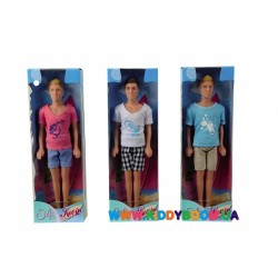 Кукла Кевин спортсмен 3 вида Steffi&Evi 5731629