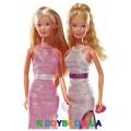 Кукла Штеффи Вечерний стиль с сумочкой, 2 вида Steffi & Evi 5732326