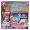Кукольный набор Эви Ветеринар с аксессуарами Steffi & Evi 5733073