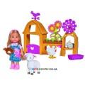 Кукольный набор Эви Счастливая ферма Steffi & Evi 5733075