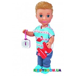 Кукольный набор Тимми Прогулка с питомцем (c аксессуарами) Steffi & Evi 5733230