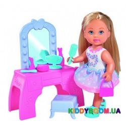 Кукольный набор Эви Салон красоты с аксессуарами Steffi & Evi 5733231
