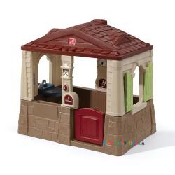 "Детский домик ""NEAT & TIDY Cottage"" natural Step2 41362"