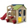 """Детский игровой комплекс с домиком """"NEIGHBORHOOD FUN CENTER"""" Step2 41364"""
