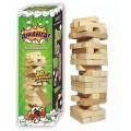 Настольная игра Джанга, 60 брусков (русский язык) Strateg 25