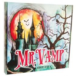 Настольная игра Mr. Vamp (русский язык) Strateg 30616