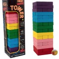 Настольная игра High Tower джанга Strateg 30715 (украинский язык)