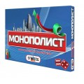 Настольная игра Монополист (русский язык) Strateg 348