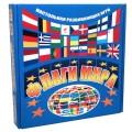 Настольная игра Флаги мира (русский язык) Strateg 709