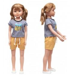 Кукла, умеющая ходить Сестра 80 см дизайн-2 SumSum sum950133