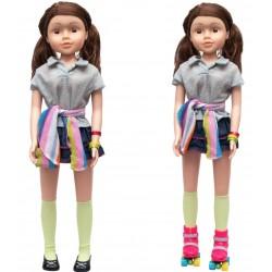 Кукла на роликах, умеющая ходить 80 см дизайн-1 SumSum sum950164