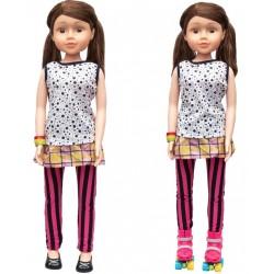 Кукла на роликах, умеющая ходить 80 см, дизайн-2 SumSum sum950171