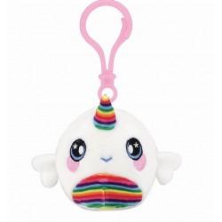 Ароматная мягкая игрушка Радужный Нарвал (6 см) Surprizamals SQS00710W