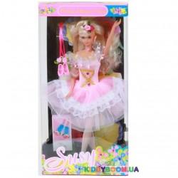 Кукла Сьюзи балерина 2 вида Susy 2702WBX
