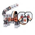 Конструктор (3 в 1) Characters #1 Роботы (109 эл.) TWICKTO 15073827