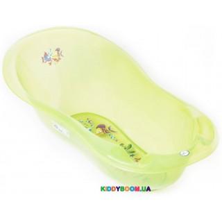Ванночка AQUA Lux с градусником зеленая (86 см) Tega Baby AQ-004-116