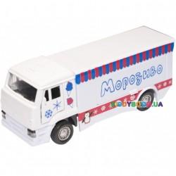 Камаз Мороженое Технопарк SB-16-74-A-WB
